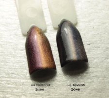 "Гель лак Nailsprof ""Cat Eye"" кошачий глаз №2. Коллекция №3"